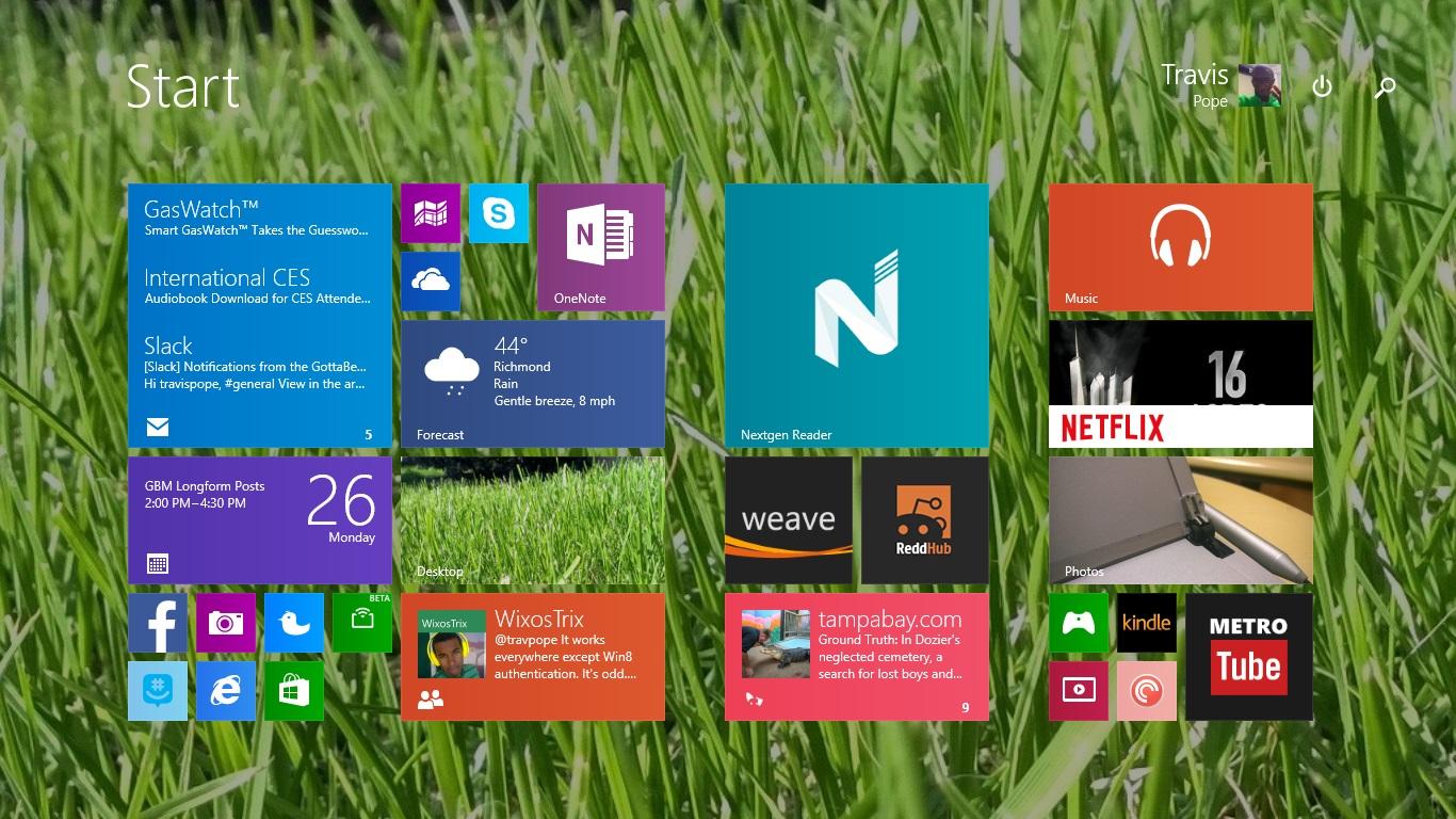 Så här lägger du till kalendrar i kalendern i Windows 8 (1)