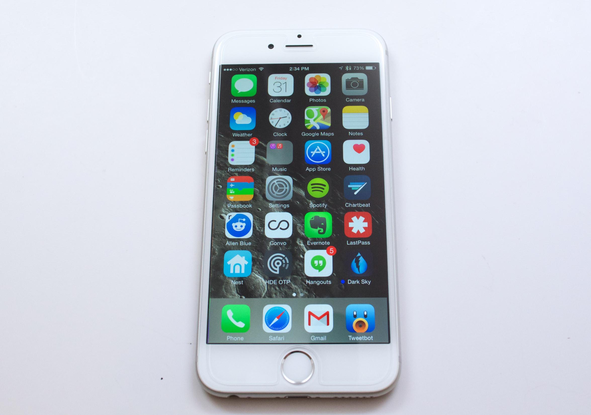 Få stora iPhone 6-erbjudanden i april 2015 på kontrakt och av.
