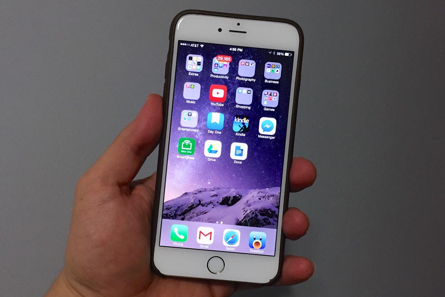 Spara med iPhone 6 Plus-erbjudanden på Walmart and Target.