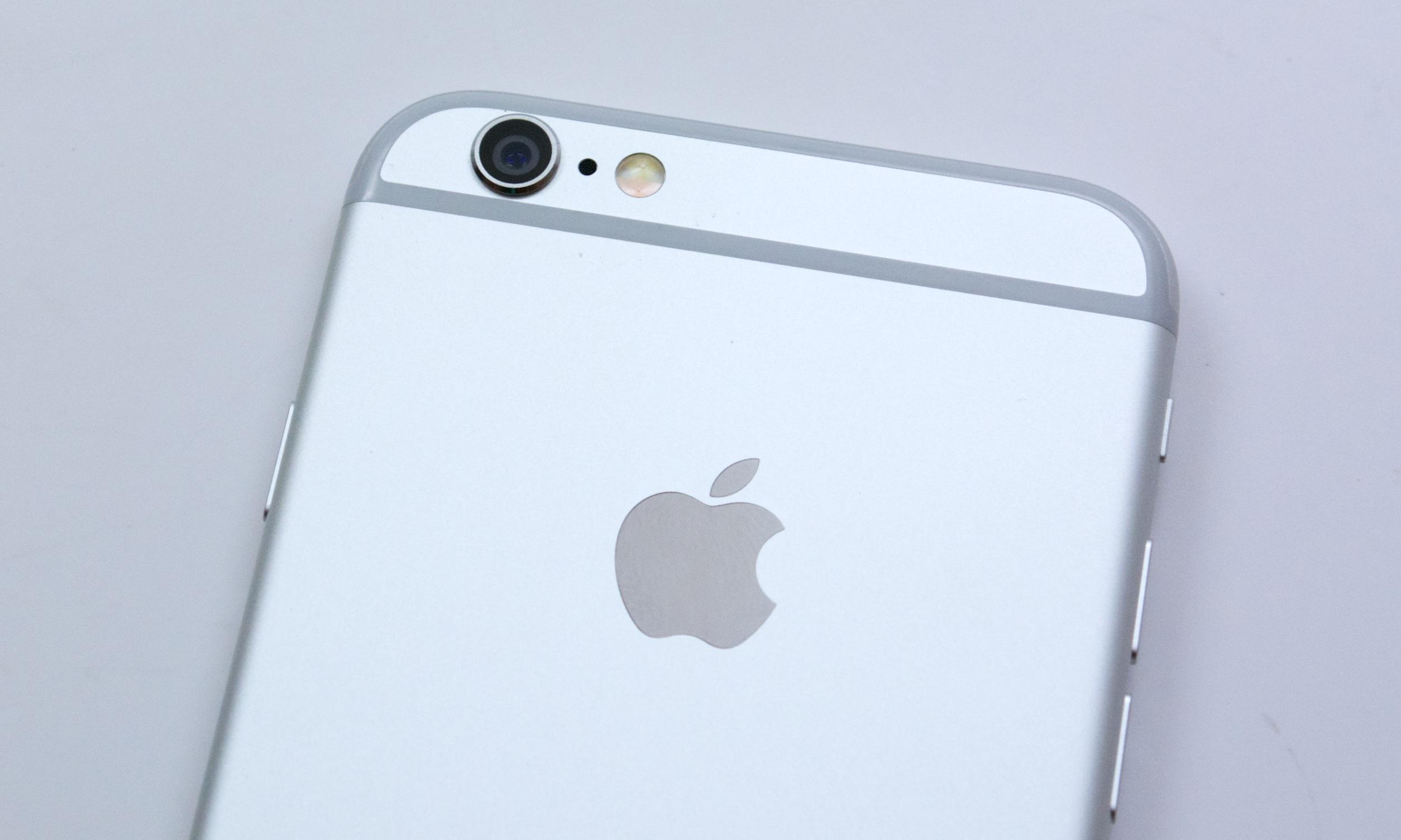 Granskning av iPhone 6 - 2