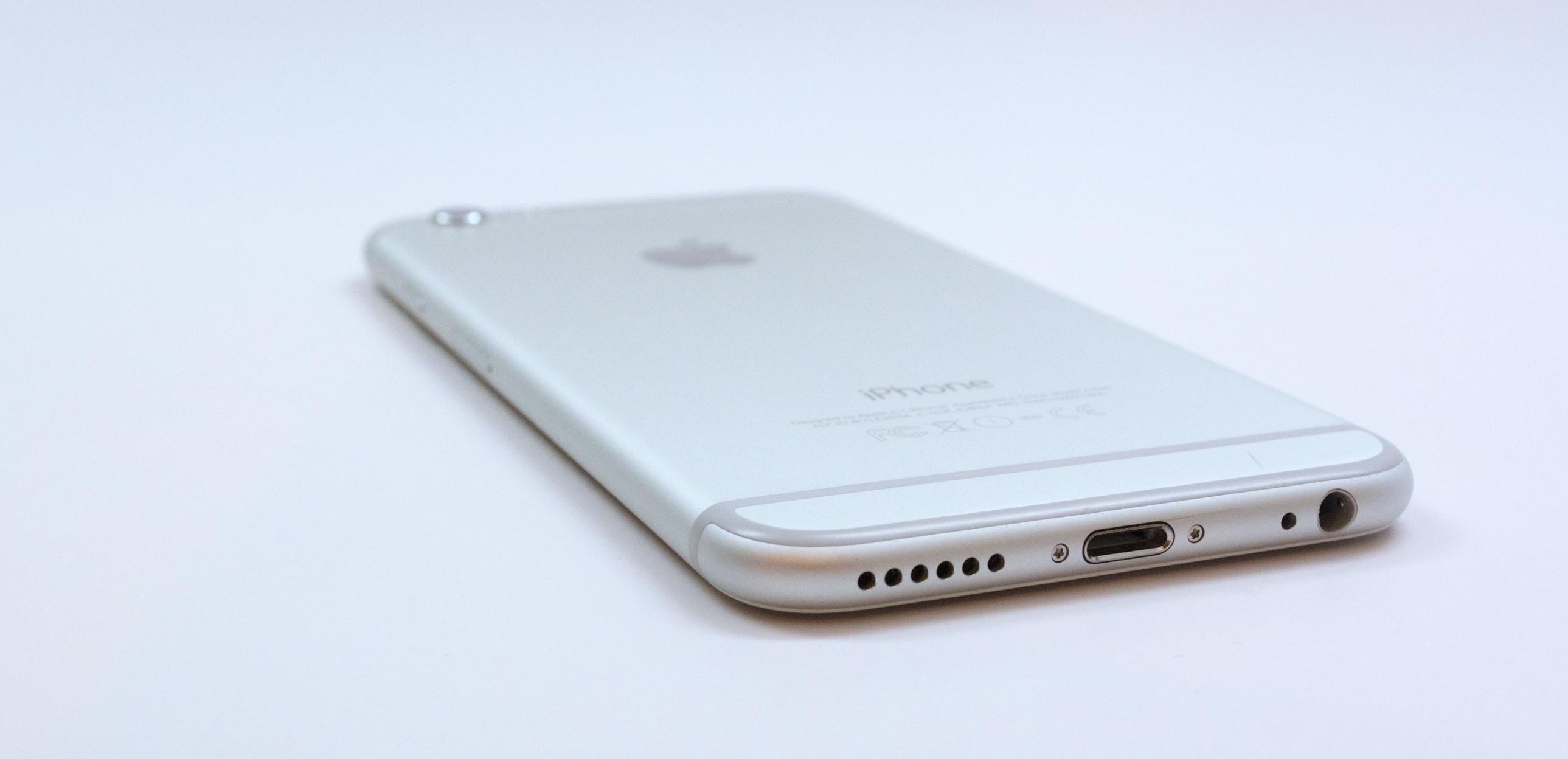 Granskning av iPhone 6 - 5