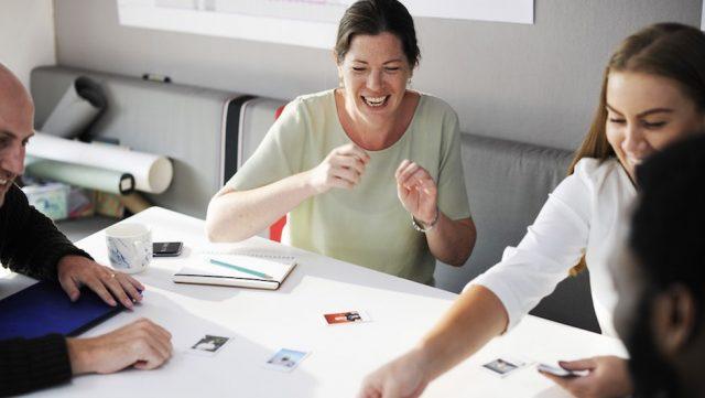 start företag bygga team och kultur