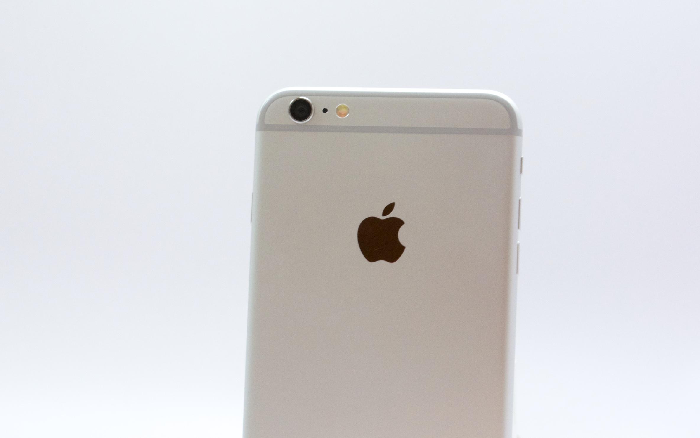 iPhone 6 Plus recension - 2