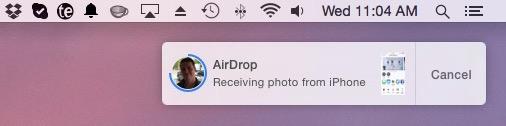 Du behöver iOS 8 och OS X Yosemite för att dela från iPhone till Mac.