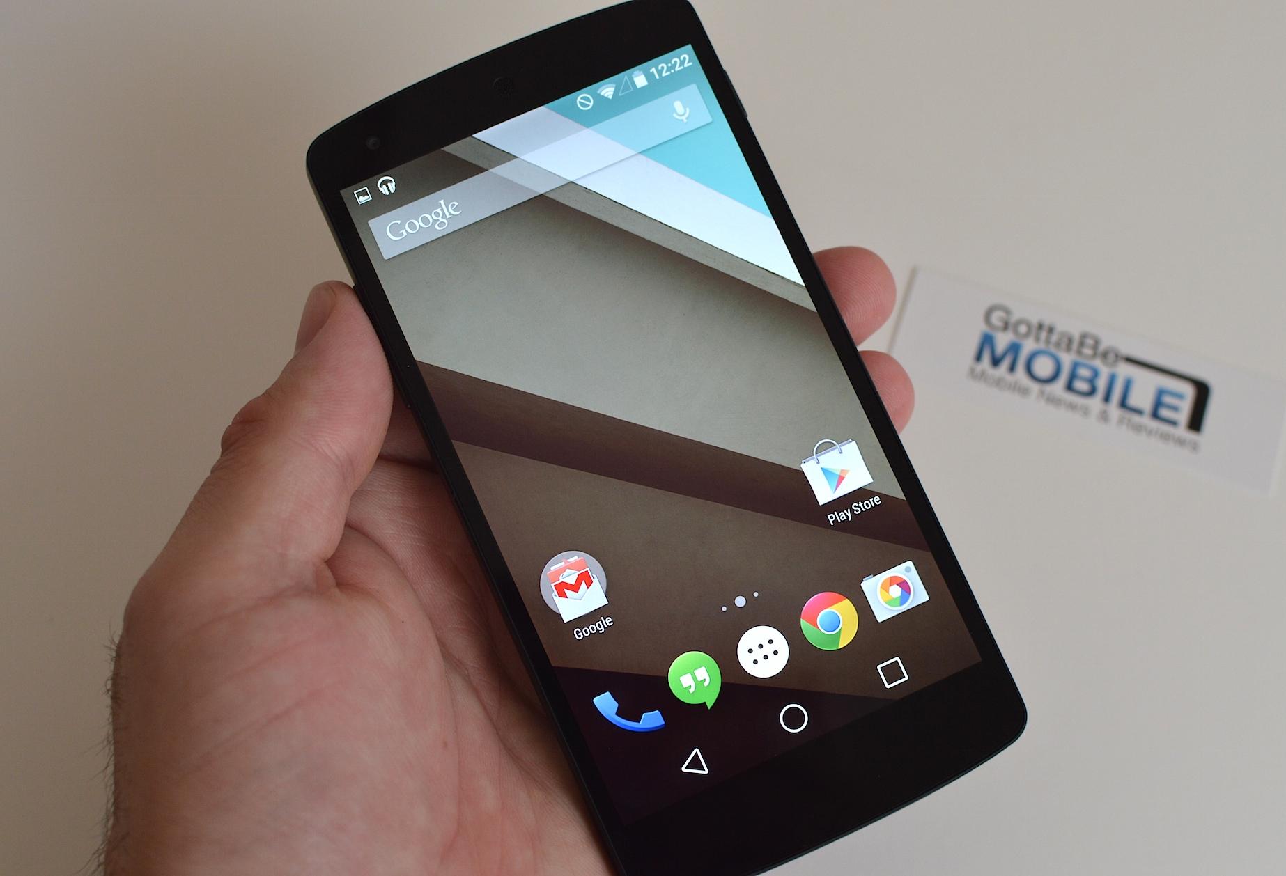 Android-L-Nexus5