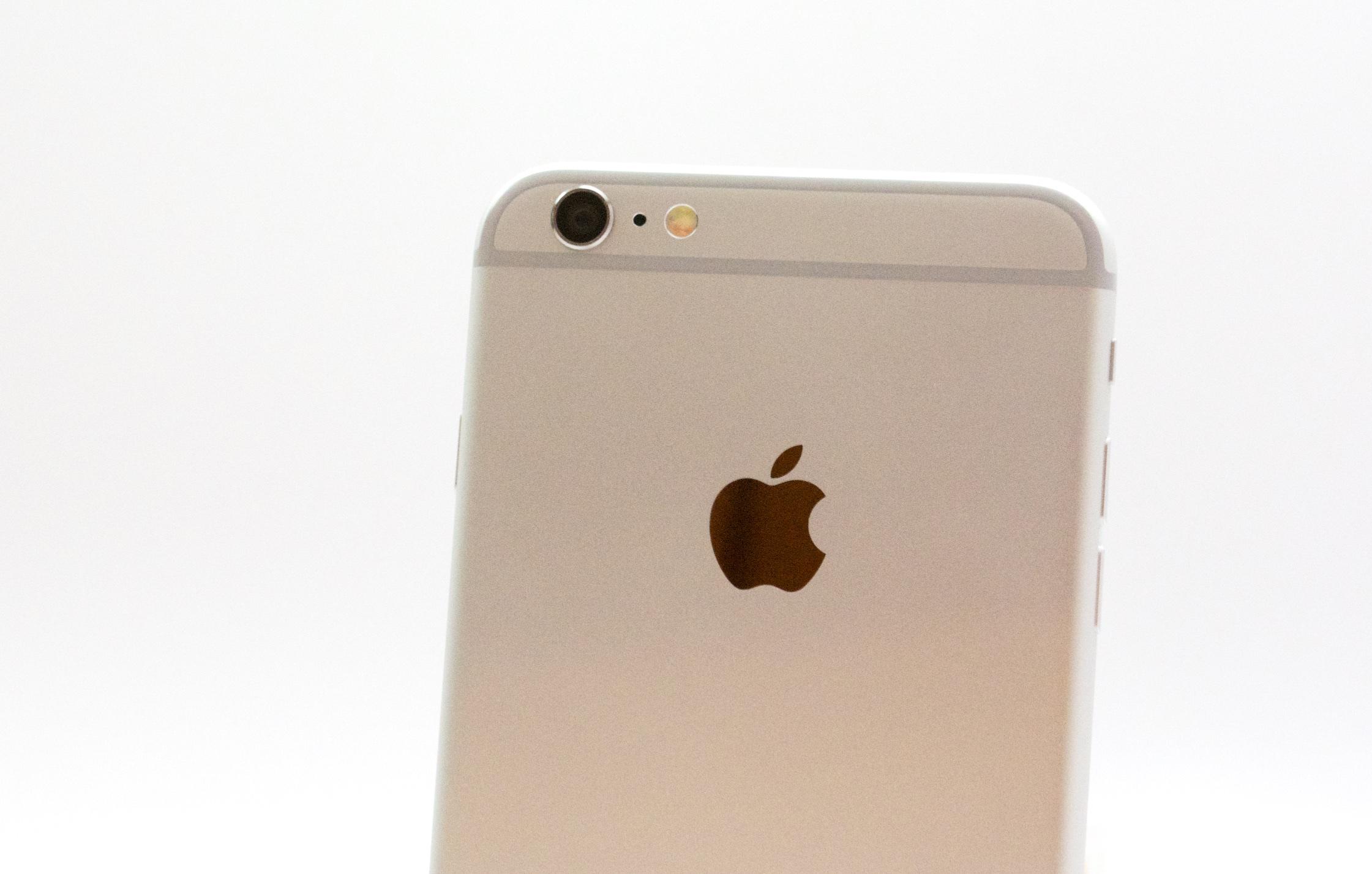 Granskning av iPhone 6 Plus - 9