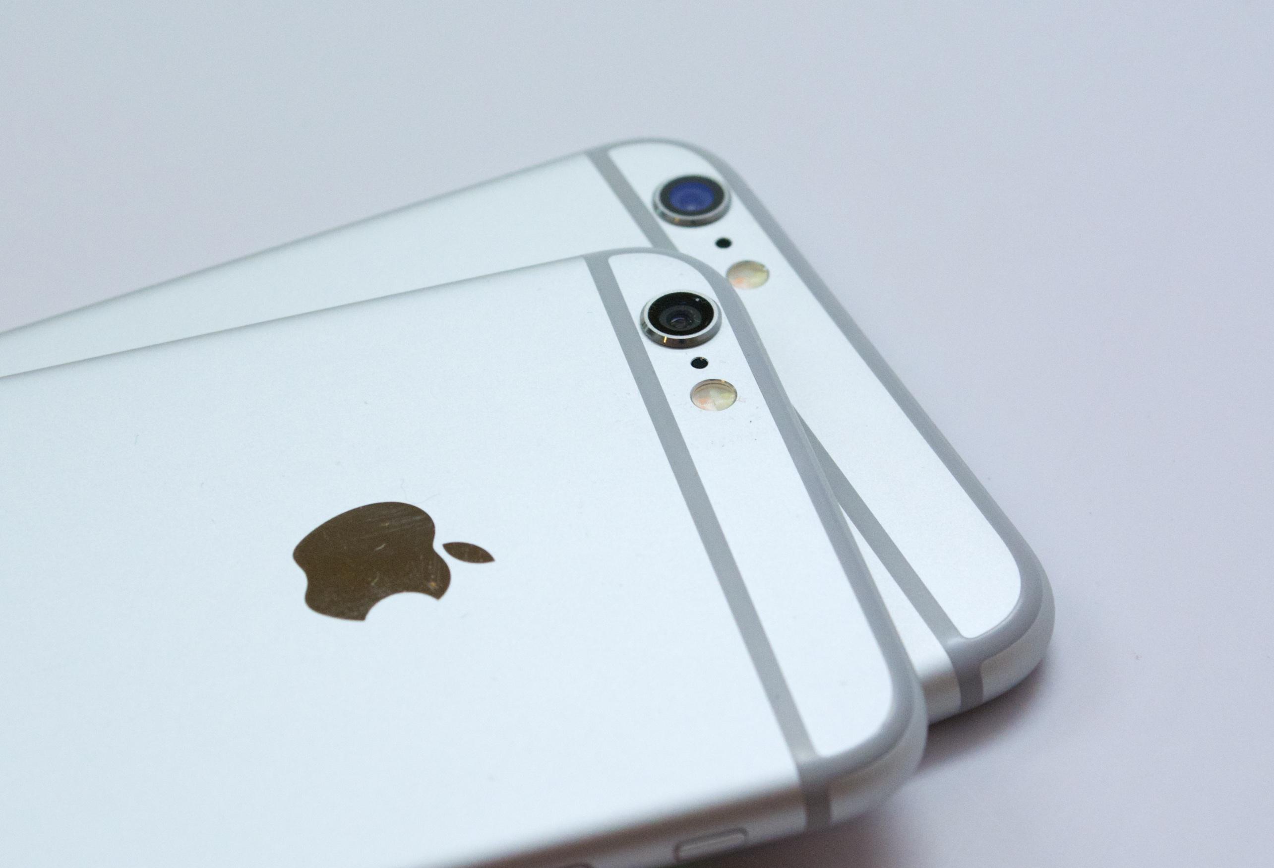 iPhone 6 Plus recension - 10