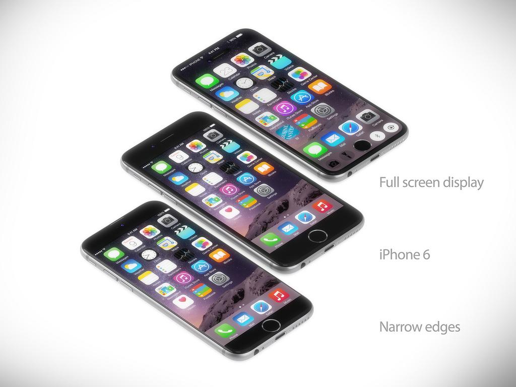 iPhone 7-koncept visar vad Apple kunde göra med en ny iPhone 2015 eller 2016.