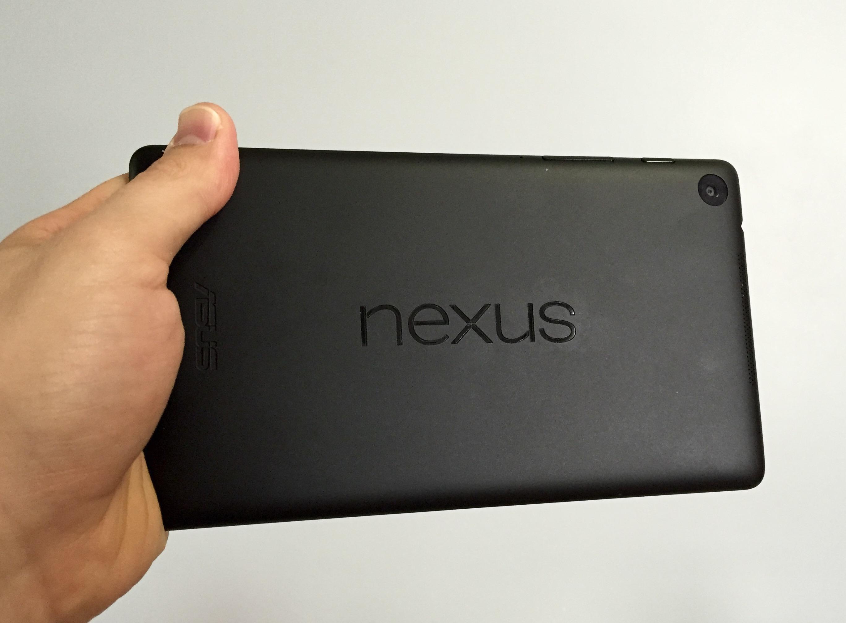 Många användare kanske vill vänta innan de installerar Nexus 7 2013 Android 5.1.1.