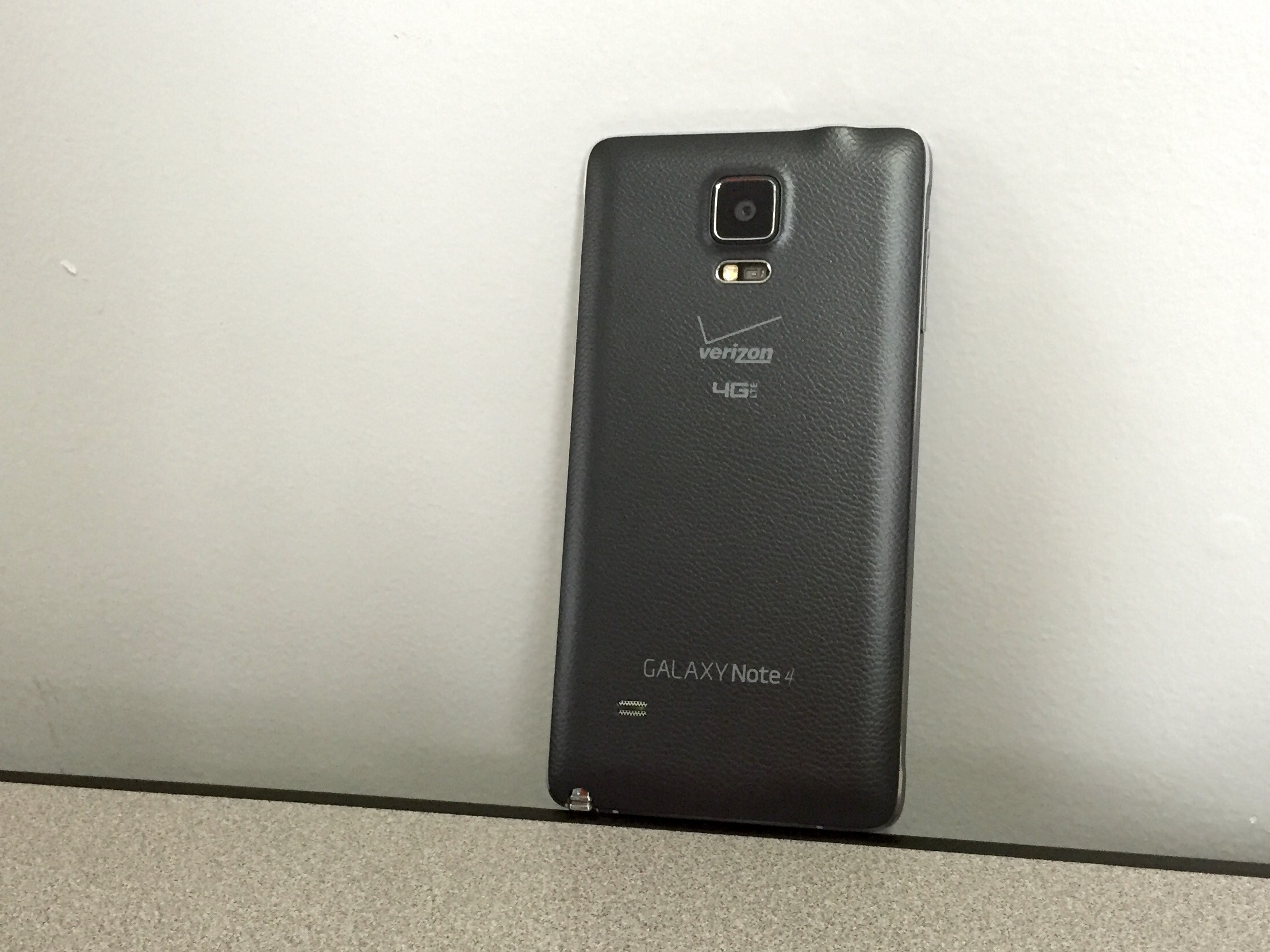 Verizon Galaxy Note 4 Lollipop Update Review - 1