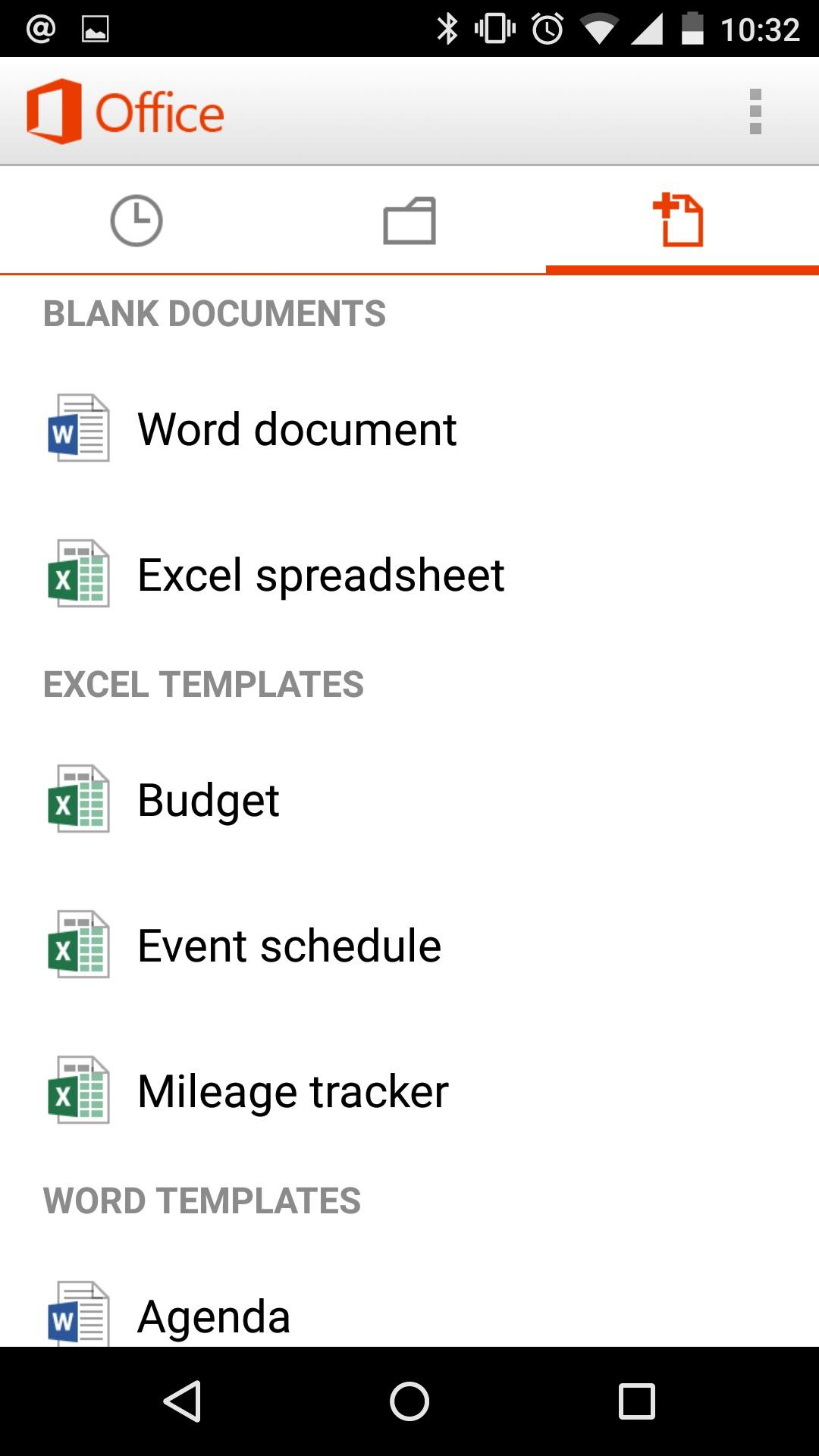 Så här använder du Microsoft Office Mobile på Android (1)