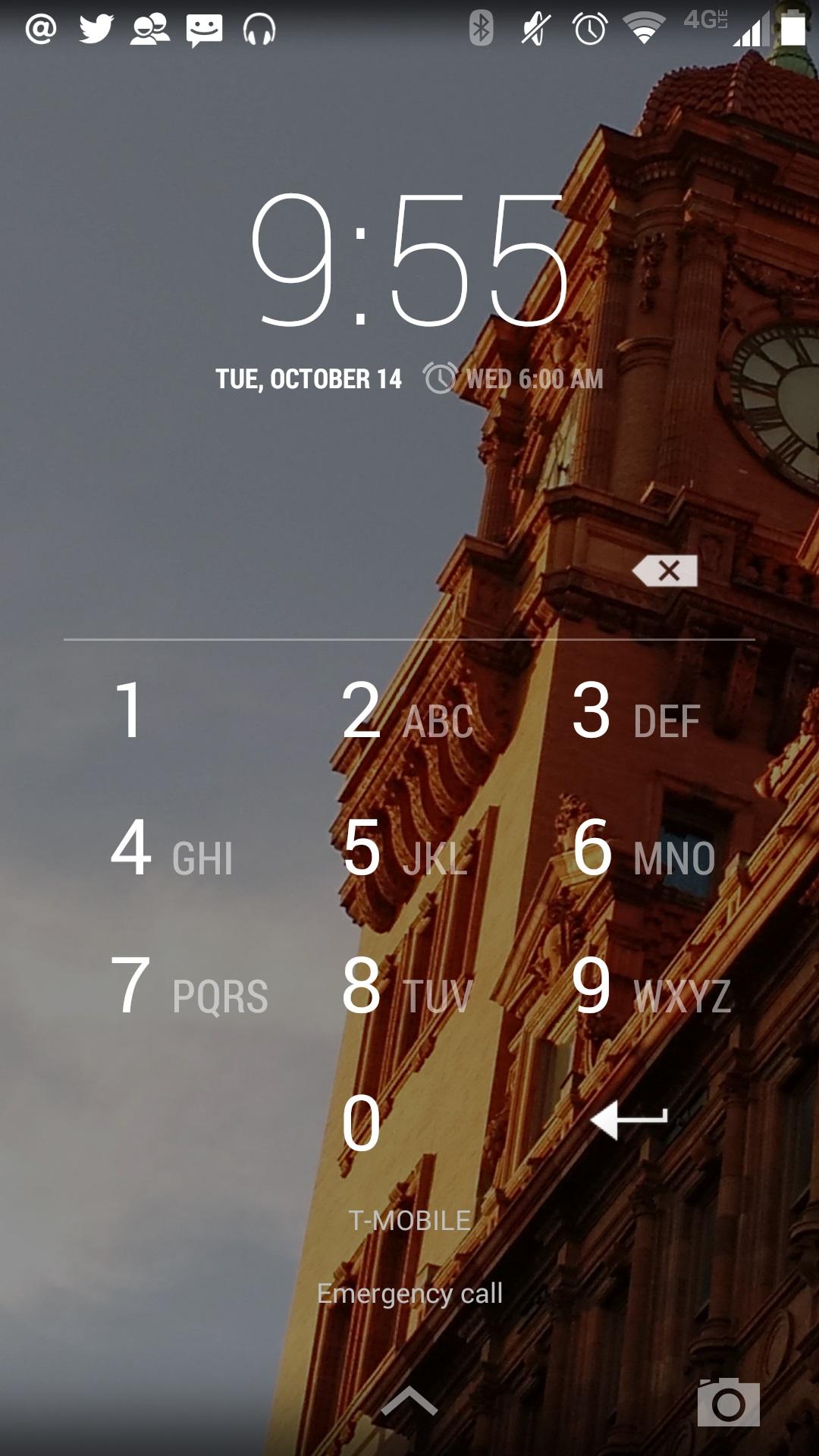Hur man automatiskt spelar musik på Moto X 2014 med Moto Assist (1)