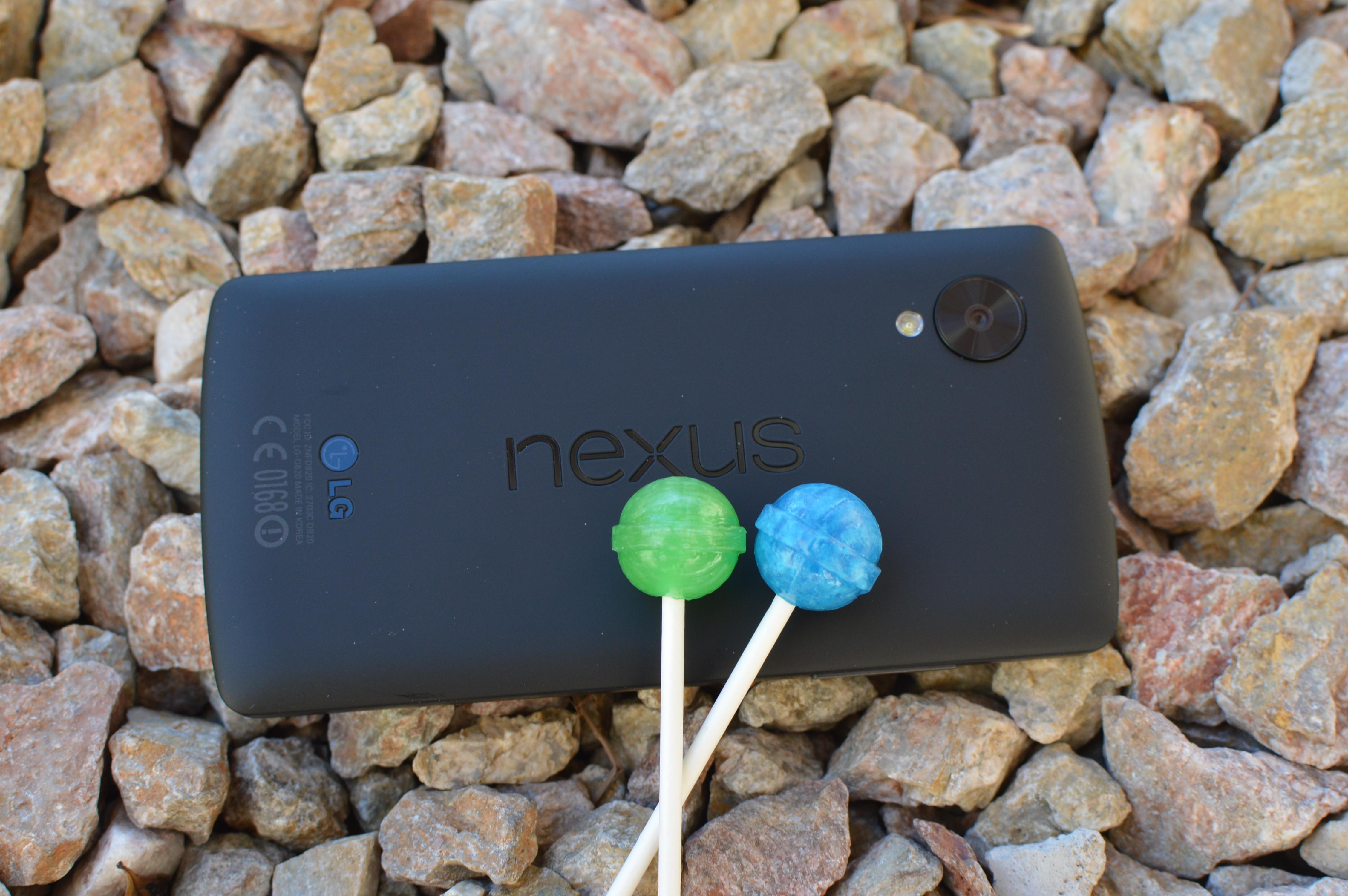 Nexus-5-klubba