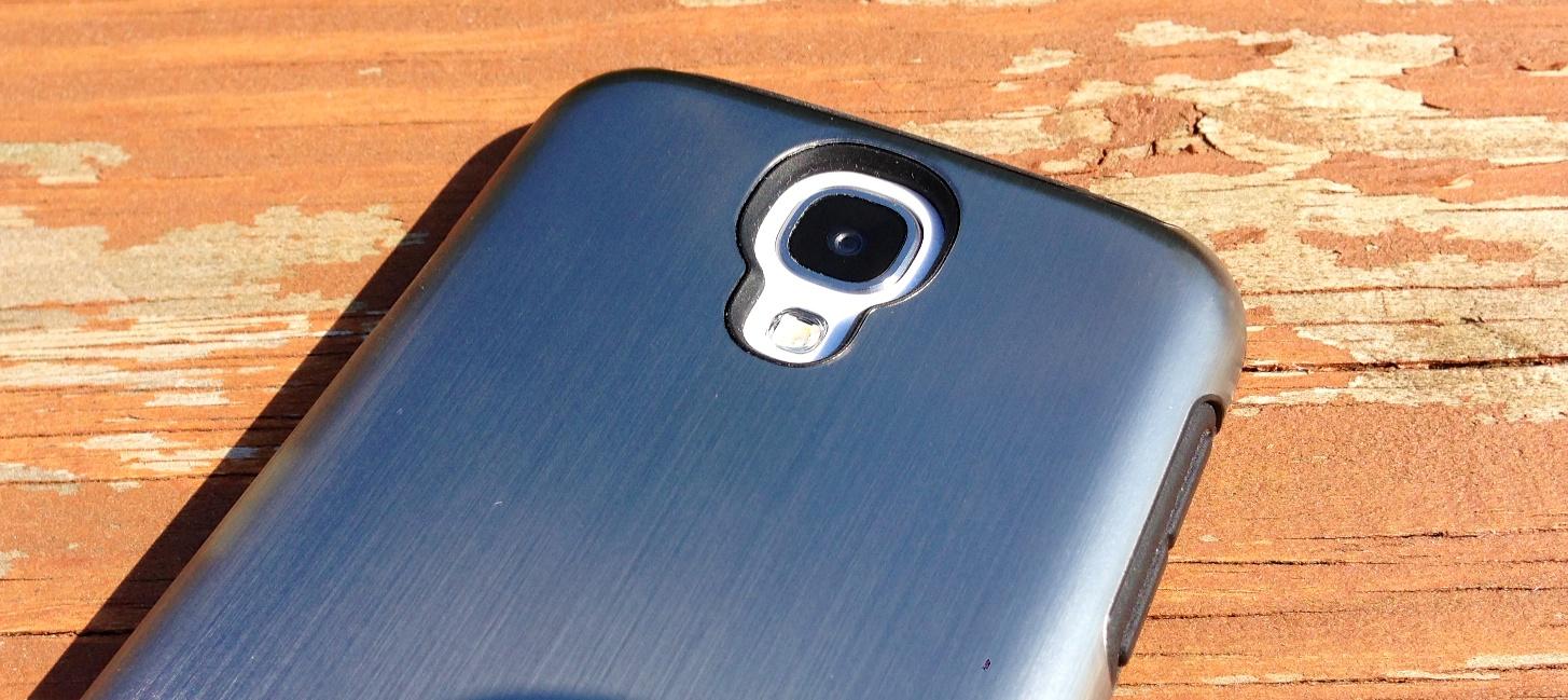 Incipio DualPro Shine Samsung Galaxy S4 Skal Review - 3