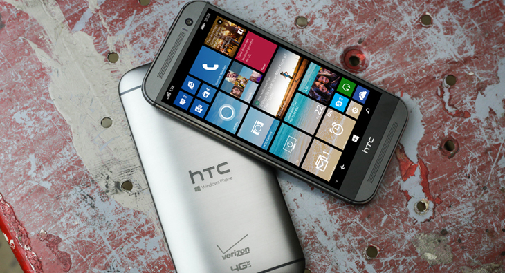 HTC One M8 för Windows