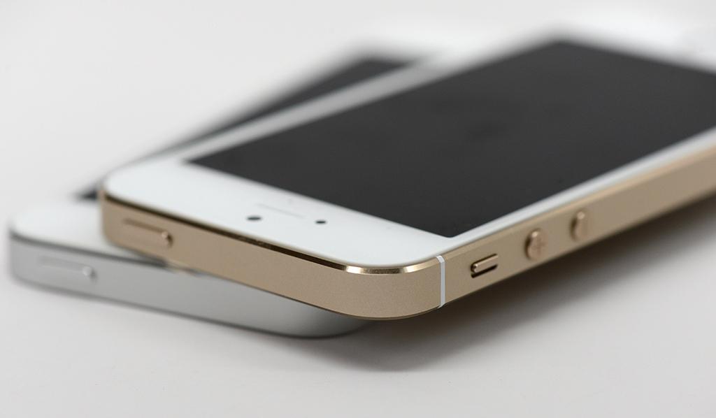 iPhone 5s försäljning