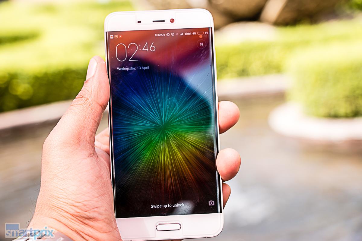 Xiaomi Mi 5: Bästa telefonen under 25 000 INR
