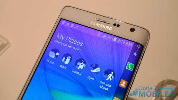 Galaxy Note Edge -foton - 5