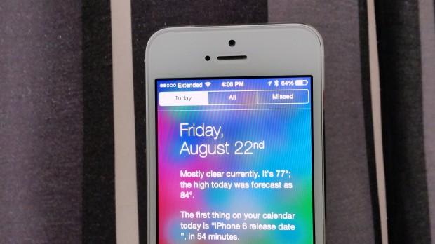 Ett andra rykte pekar på ett iPhone 6 -utgivningsdatum i augusti, tidigare än många förutsägelser.