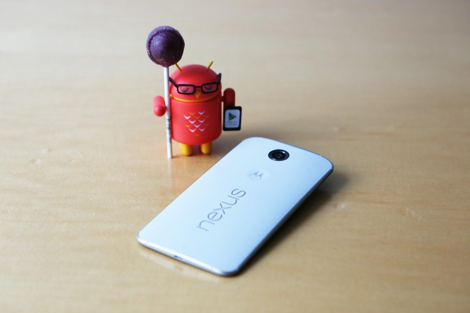 Starttiden för Nexus 6 förbeställning är inte bekräftad, men förvänta dig den klockan 10 eller 11.00 Pacific.