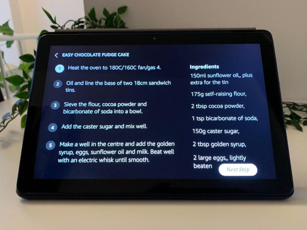 Recensioner för Amazon Fire HD 10 Show Mode