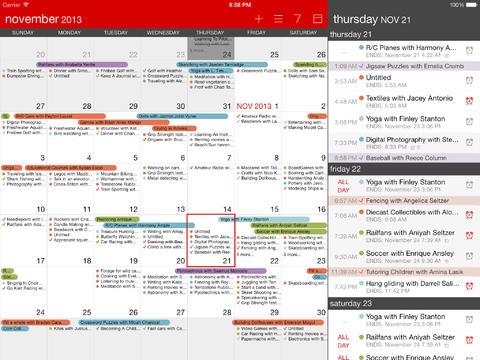 calvetica kalender