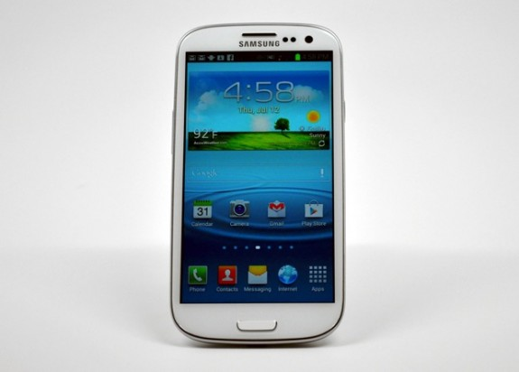 Galaxy S3 Recension Best Of