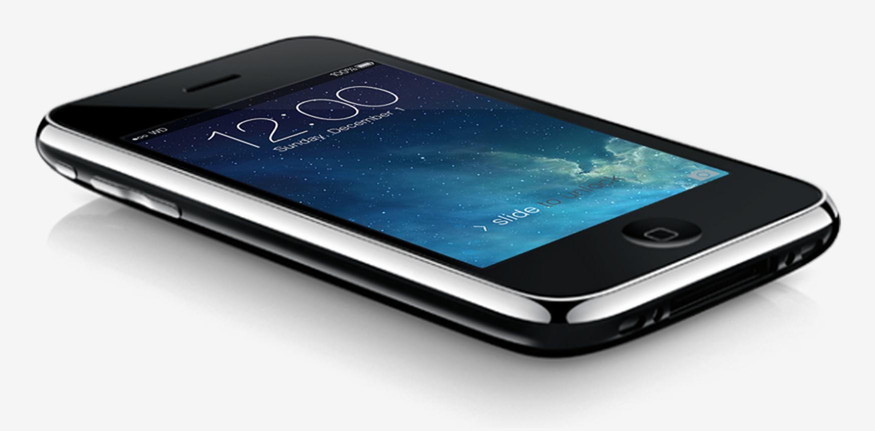 iOS 7 på äldre enheter