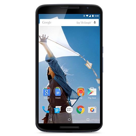 Framåtvända högtalare och en stor skärm är viktiga för videor på en smartphone.