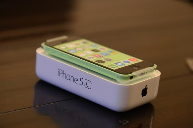 IPhone 5c är också ett bra alternativ om du behöver spara pengar.