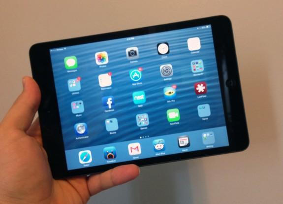 IOS 7 -uppdateringen för iPad mini är en bra uppgradering.