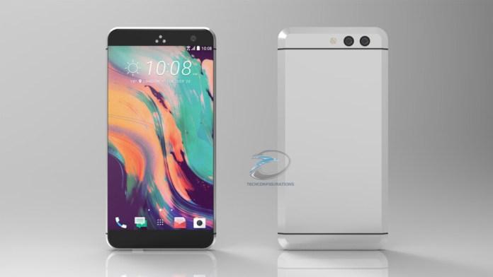 HTC Ocean - Topp 7 bästa kommande smartphones 2017, Galaxy S8, iPhone 8, LG G6,