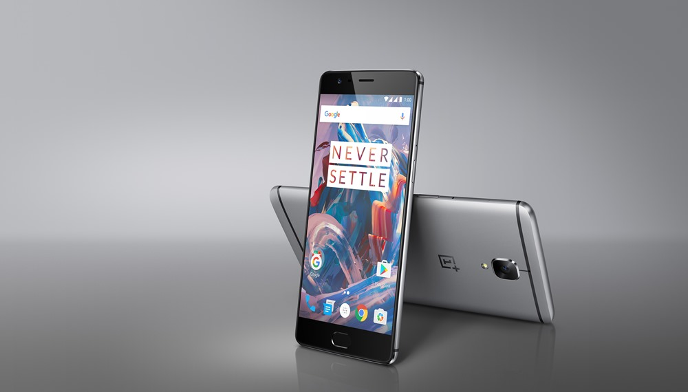 OnePlus 3 BILD FRAM VISNING