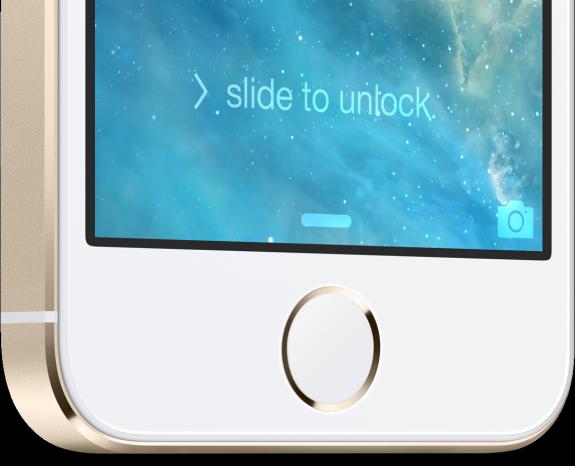 iPhone-5S-fingeravtrycksläsare 1