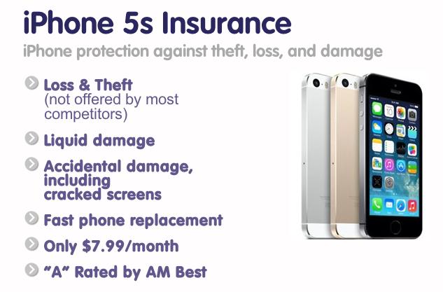 Skydda din Bubble iPhone 5s försäkring