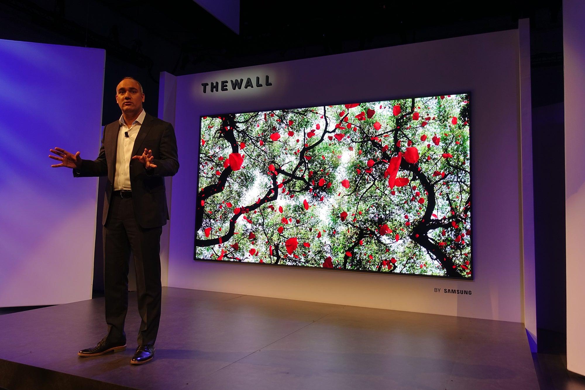 Samsung gör en konsumentversion av sin futuristiska