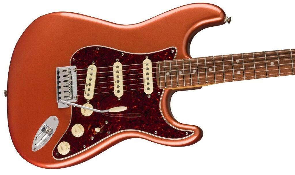 Fender Player Plus gitarr