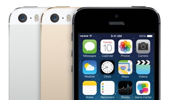 Verizon iPhone 5s är ett bra val tack vare ett färdigt 4G LTE -nätverk.