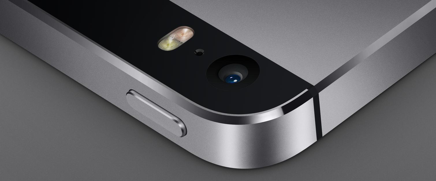 IPhone 5S -kameran är en stor förbättring jämfört med iPhone 5.