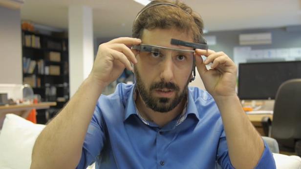 MindRDR använder tankekontroll med Google Glass