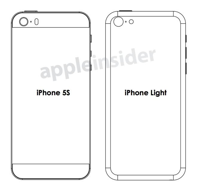 En case maker planerar för en iPhone 5S med en pillerformad dubbel-LED-blixt som kan innebära att befintliga iPhone 5-fodral inte passar iPhone 5S.