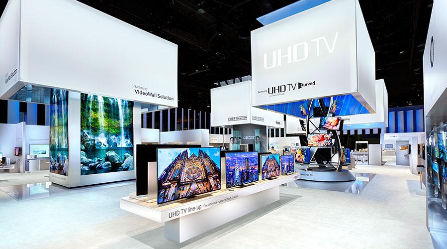 Samsungs elektroniska erbjudanden för konsumenter