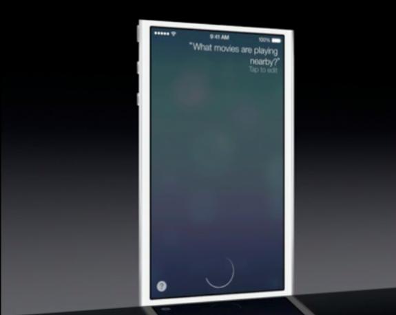 Siri kommer att få några stora förbättringar.  Mikrofonerna på iPhone kan också.