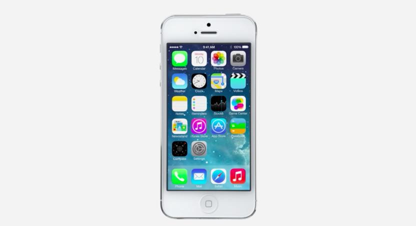 iOS 7 kommer för enheter under hösten men för utvecklare idag.