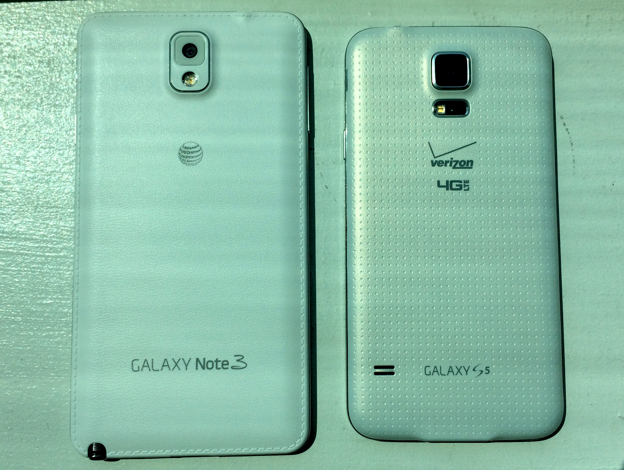 Galaxy Note 4 Design
