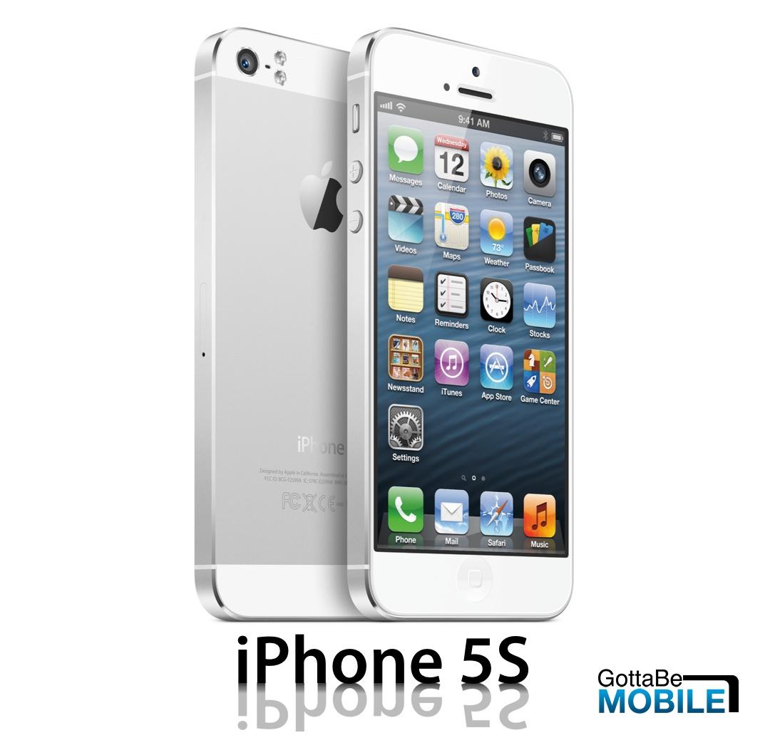 Ryktet om iPhone 5S