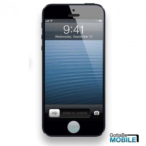 En iPhone 5S -enhet kan ha en fingeravtrycksläsare som ökar enhetens säkerhet.