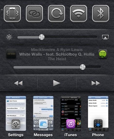 Auxo erbjuder en bättre multitasking -upplevelse.