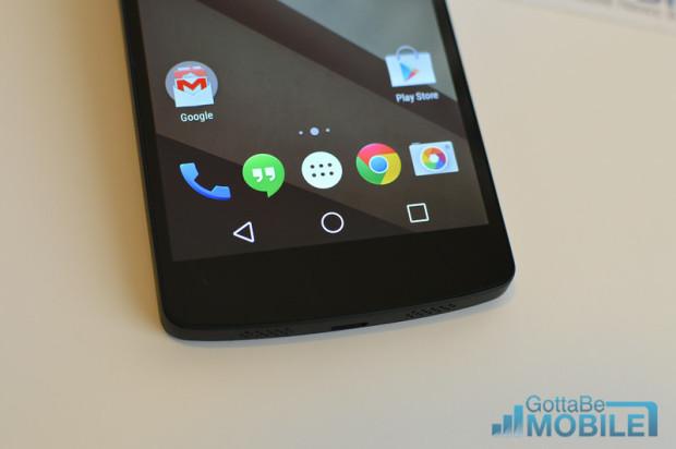 Ladda ner Android L -appar och funktioner för Android 4.4.4.