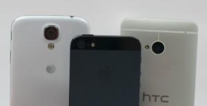 Vi kolla in kamerans jämförelse mellan Samsung Galaxy S4 och HTC One mot iPhone 5.